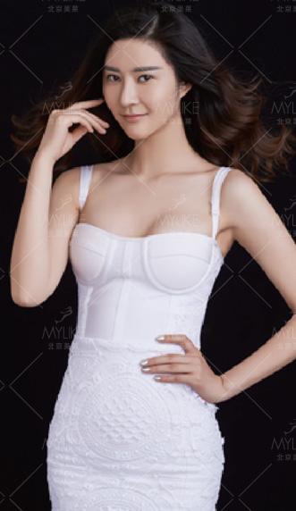 王宝宝动感丰胸整形+北京美莱胸部案例