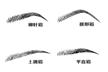 韩式半持久纹眉