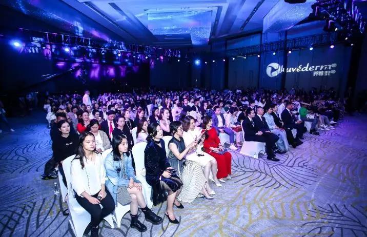 深圳美莱熊苏民医师出席盛典
